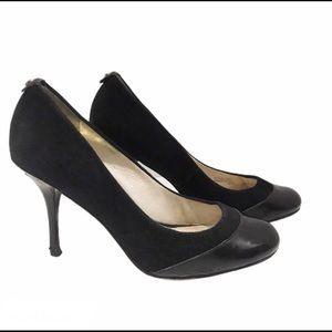 Michael Kors Black Pumps Size 6